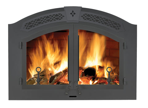 NZ6000 High Country Wood Burning Fireplace