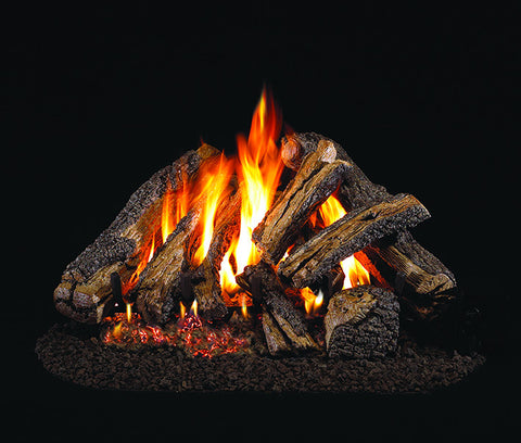 Western Campfyre Designer Gas Log Set