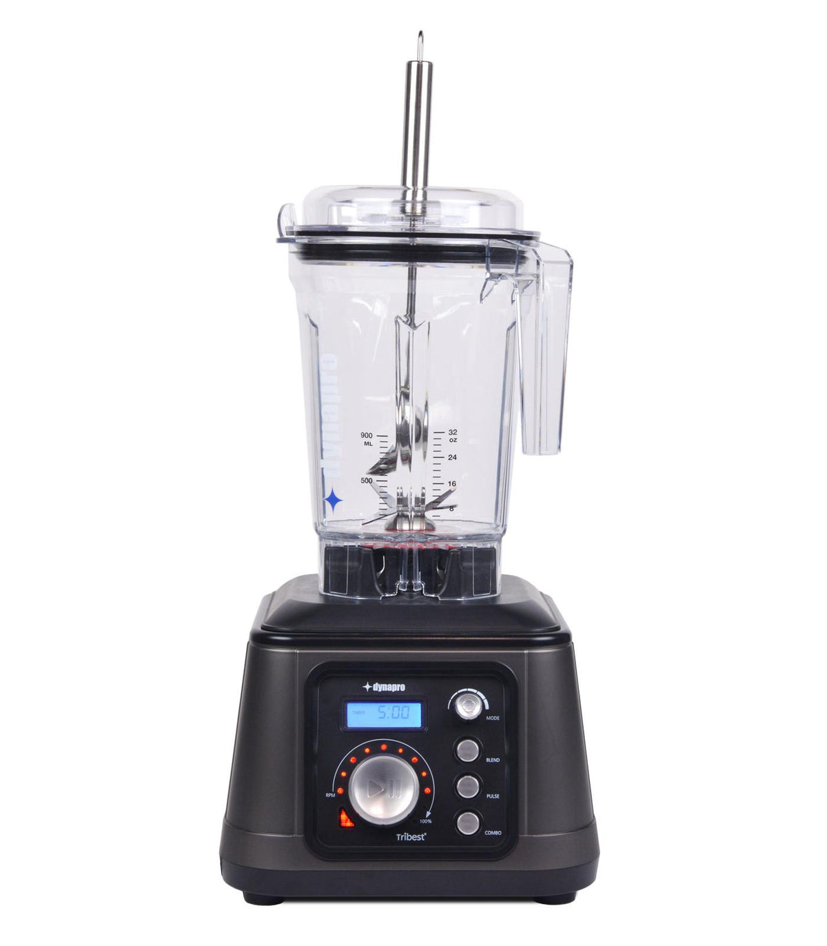 Tribest Dynapro Commercial Vacuum Blender - DPS-1050-B