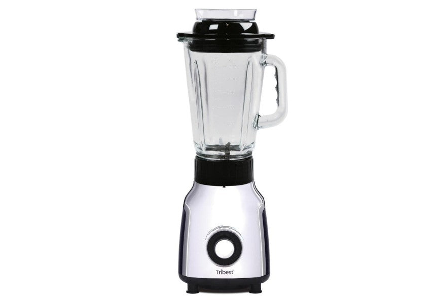 Tribest Glass Personal Blender – Glass Single Serving Vacuum Blender