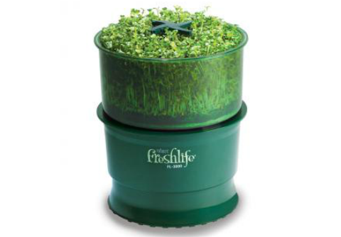 Freshlife Sprouter with FREE Organic Sprouting Seeds