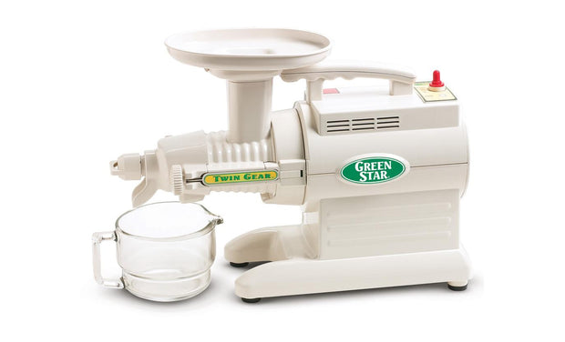 Tribest Greenstar Original Twin Gear Juicer - GS-1000-B