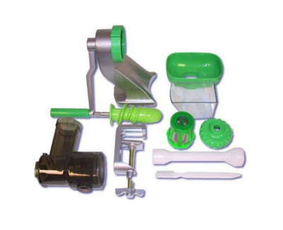 Tribest Z Star Manual Wheatgrass Juicer