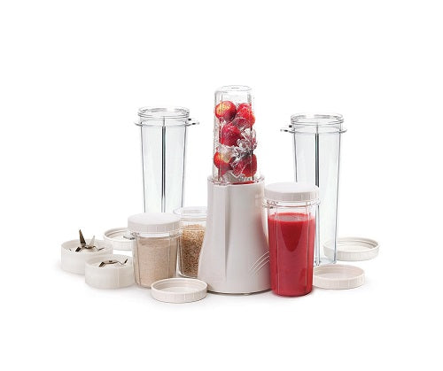 Tribest Original Personal Blender - Complete Blender & Grinder Set Single-Serving Blender - PB-250XL-A