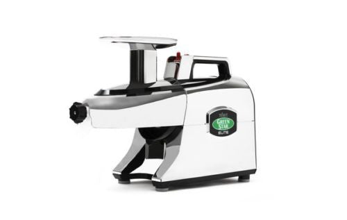 Tribest Green Star Elite Juicer - Chrome - GSE-5050-B