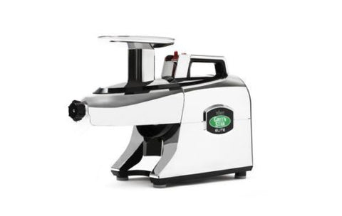 Tribest Green Star Elite Juicer - Chrome- GSE5050