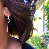 Vibe sterling earrings