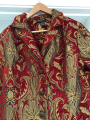 Tapestry Jacket close