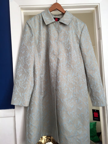 SALE!! Mint green brocade coat that beats the post-winter blues - Stop Making Senz a Maker Studio