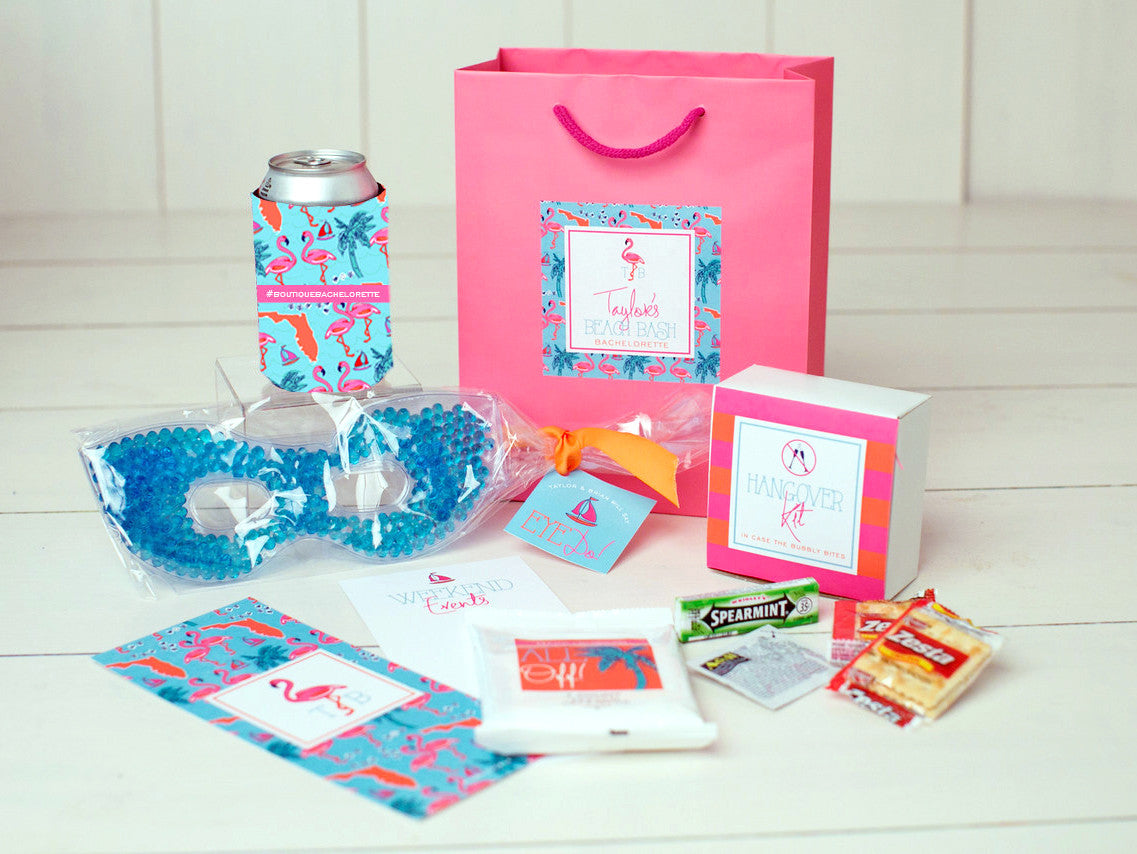 Florida Bachelorette Swag Bag