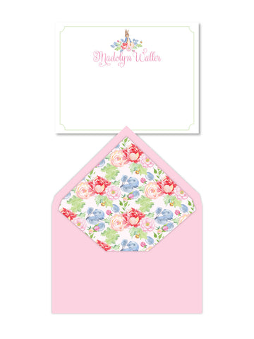 Spring Floral Notecards