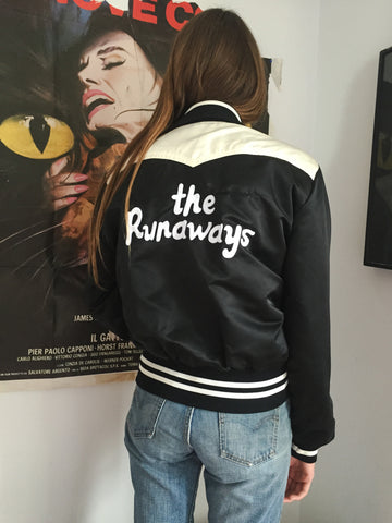 Black/White Runaways Jacket