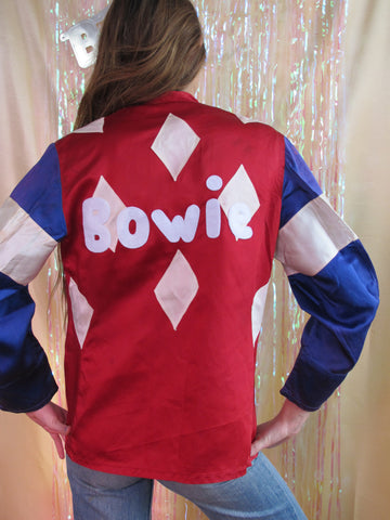 Vintage Multi-Colored Bowie Jacket