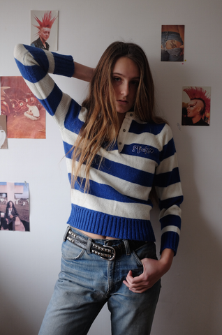 Mick stripe Sweater