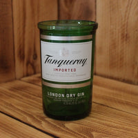 Upcycled Tanqueray Gin Tumbler