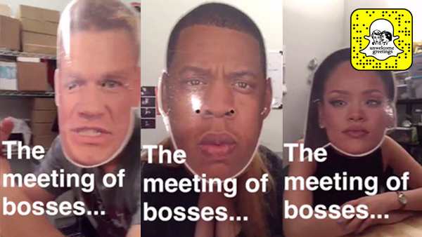 The Meeting of Bosses: A Murder Mystery (A Snapchat Movie)