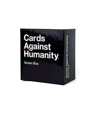 Cards Against Humanity: Green Box Expansion Pack A Hilariously Funny Party Game For Horrible People FREE US SHIPPING