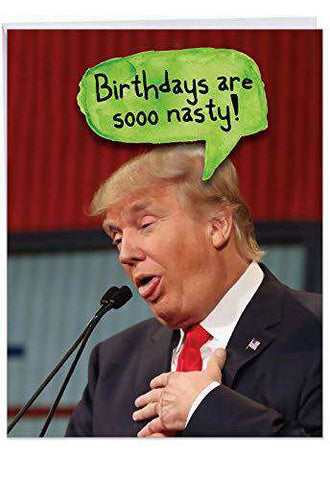 Big Funny Birthday Card