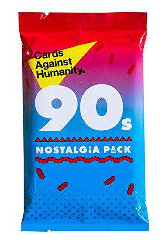 Cards Against Humanity: 90s Nostalgia Expansion Pack A Hilariously Funny Party Game For Horrible People FREE US SHIPPING