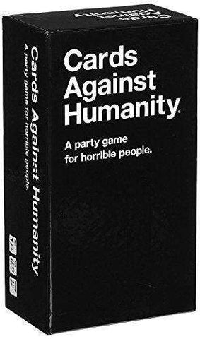 Cards Against Humanity A Hilariously Funny Party Game For Horrible People FREE US SHIPPING