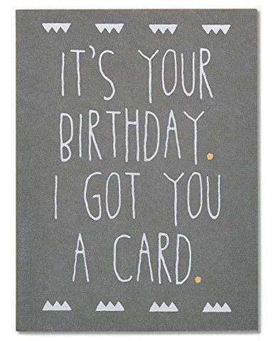 American Greetings Funny Birthday Card