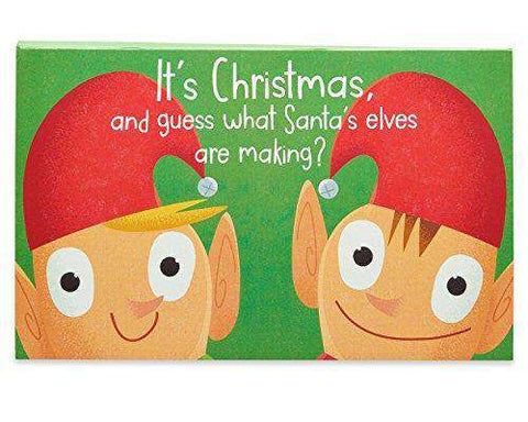 American Greetings Relaxing Holiday Card with Sound, Funny Christmas Cards - Free Shipping