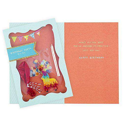 Hallmark Signature Birthday Cards Assortment 5 With Envelopes