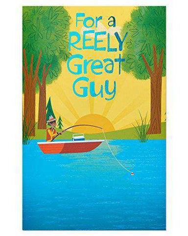 American Greetings Funny Great Guy Birthday Card With Foil
