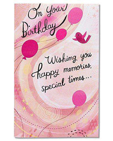 American Greetings Fun Surprises Birthday Card with Lights and Music - Funny Birthday Card - Free Shipping