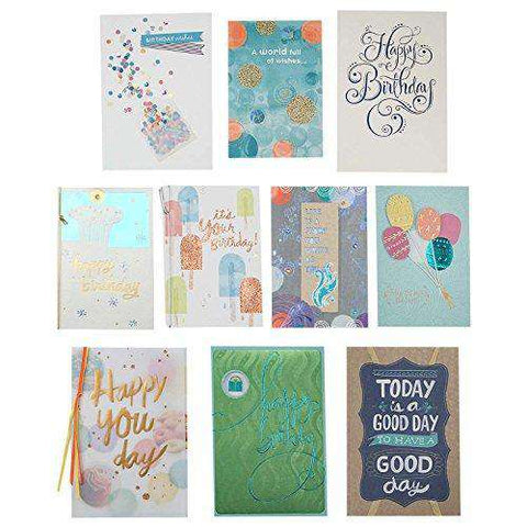 Hallmark Birthday Cards Assortment