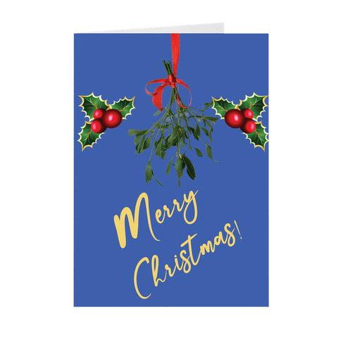 NSFW Mother Funny Merry Christmas Greeting Card