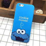 Sesame Street iPhone Case: Choose Elmo or Cookie Monster