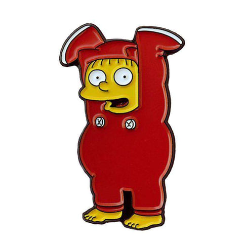 Free Ralph Wiggum The Simpsons Enamel Pin Just Pay Shipping
