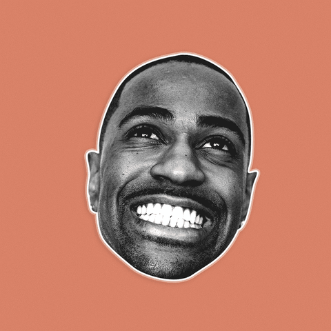 Smiling Teeth Big Sean Mask by RapMasks