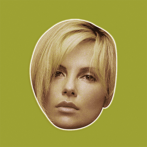 Sexy Charlize Theron by RapMasks