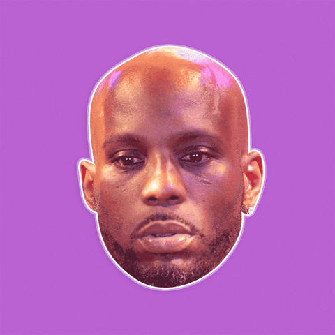Sad DMX Mask by RapMasks