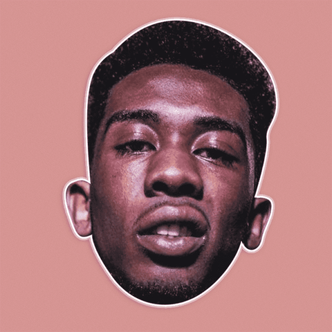 Sexy Desiigner Rapper Mask - Perfect for Halloween, Costume Party Mask, Masquerades, Parties, Festivals, Concerts - Jumbo Size Waterproof Laminated Mask