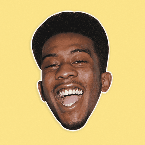 Surprised Desiigner Rapper Mask - Perfect for Halloween, Costume Party Mask, Masquerades, Parties, Festivals, Concerts - Jumbo Size Waterproof Laminated Mask