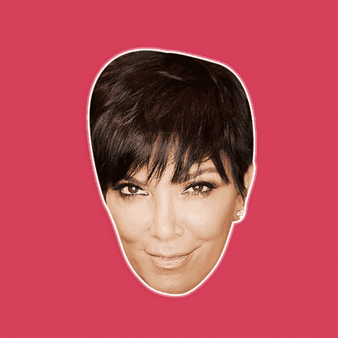Sexy Kris Jenner Mask by RapMasks