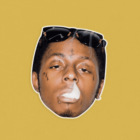 High Lil Wayne Mask by RapMasks