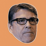 Sad Rick Perry Mask - Perfect for Halloween, Costume Party Mask, Masquerades, Parties, Festivals, Concerts - Jumbo Size Waterproof Laminated Mask