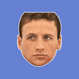 Sad Ryan Lochte Mask - Perfect for Halloween, Costume Party Mask, Masquerades, Parties, Festivals, Concerts - Jumbo Size Waterproof Laminated Mask