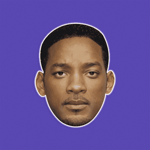 Sexy Will Smith Mask by RapMasks