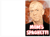 Eminem Lose Yourself Moms Spaghetti Mothers Day Card (PLAYS ACTUAL SONG)
