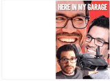 Tai Lopez Here In My Garage Birthday Card (PLAYS ACTUAL SOUND)