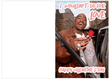 Tupac 2PAC Valentines Day Card Bundle Set 2 Cards (Both Cards Play Songs)