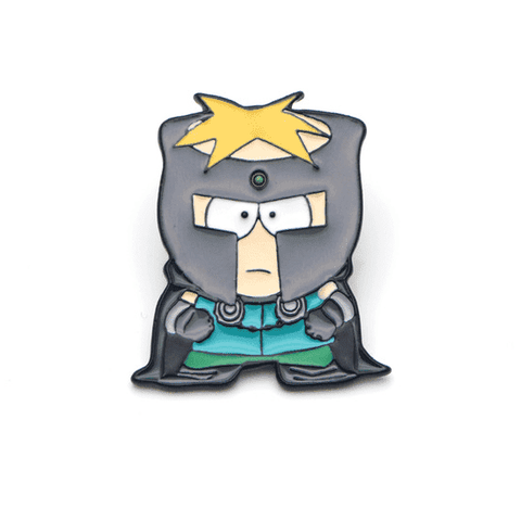 Free Professor Chaos South Park Enamel Pin Just Pay Shipping