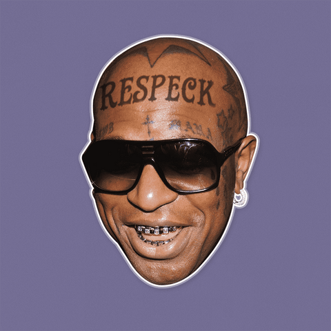 Respeck Birdman Mask by RapMasks