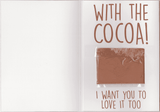 I'm In Love... With The Coco Card (PLAYS ACTUAL SONG)