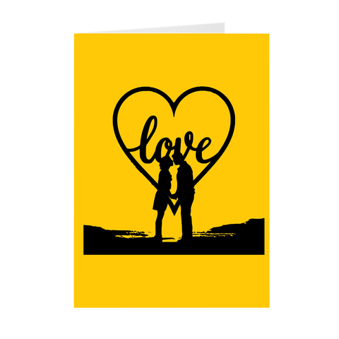 Love Is Full Of Surprises Female Boner Funny Happy Anniversary Valentines Day Card
